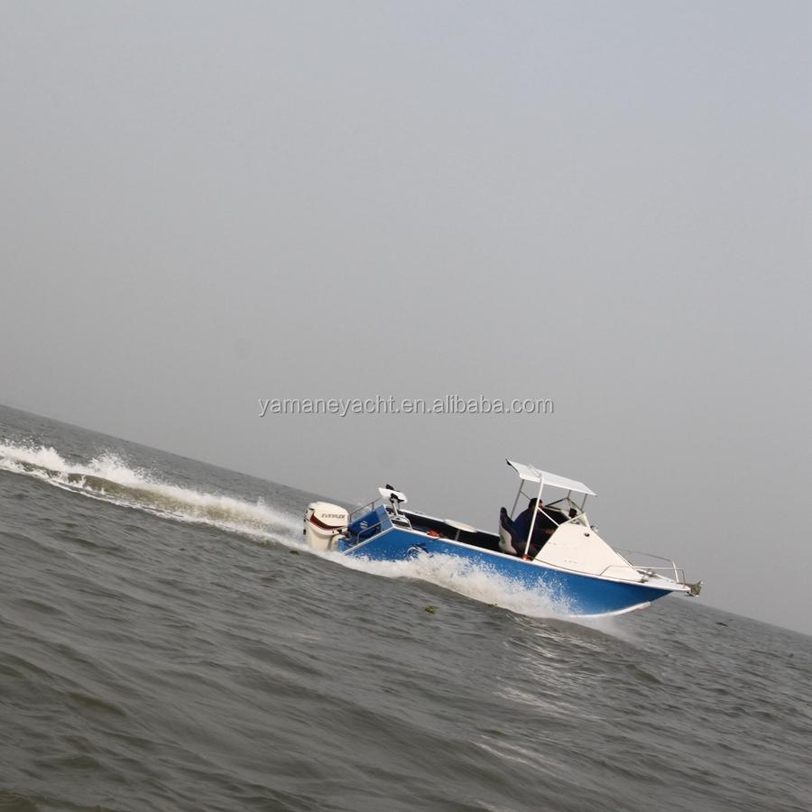 2015 new model cuddy cabin hard top fishing aluminum boat for Best aluminum fishing boats