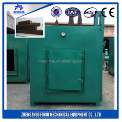 Hot selling wood carbonizing furnace/activated carbon making machine
