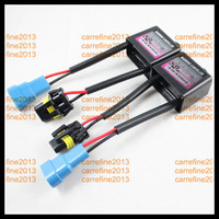 wholesale accessory for car error free C6 HID warning canceller for BMW hid xenon light canbus decoder hid kit canceller