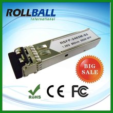 Brand compatible High performance fiber optic transceiver types