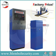 Access Control rfid car parking management pay system