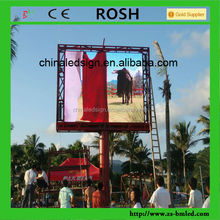 P6 P8 P10 P16 outdoor led display/P10 outdoor rental HD video advertising led display