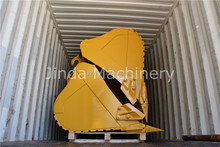 ISO hydraulic large capacity new R hyundai excavator buckets parts