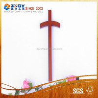 2015 high quality hot sale wooden cross