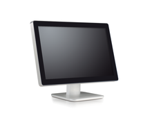 "15"" desktop SAW touch screen monitor latest design for retail"