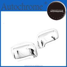 Flexible de cromo, cromo cubierta del espejo lateral recortar para Suzuki Aerio / Liana 01-09