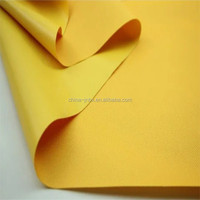 patio cover fabric with pu pvc coating