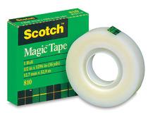 Hot sell 3M Scotch Magic Tape 810 white color