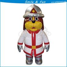 Inflatable mascot costume 1.8m high type kid cartoon mascot costumes