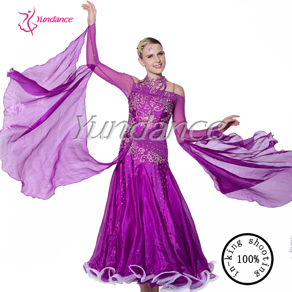 Purple Discount And Best Selling Arabic Dance Dresses 2016 B-10336 ...