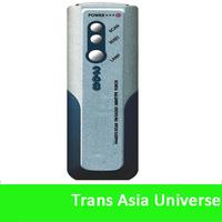Top Quality Custom Cheap logo Promotion digital small FM radio with earphones