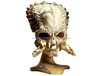 G020 skull christmas decoration, resin animal skulls !!! Apex-Predator skulls Top Supplier !!!