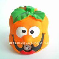Halloween pumpkin, plastic halloween pumpkin,small plastic pumpkins