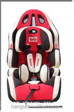 2015 Safety Baby Racing Car Seat,car seat cushion ,baby car seat design China for chair