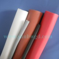 Medical Grade Colorful Silicone Rubber Tubing Sleeve For Mechanical Equipments