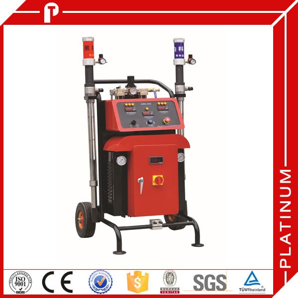 High Capacity Pu Spray Foam Insulation Machines - Buy ...