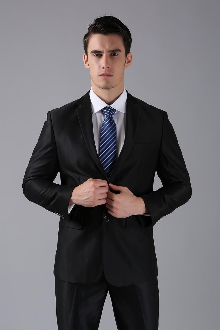 HTB1bZQ.FFXXXXc8XpXXq6xXFXXXH - (Jackets+Pants) 2016 New Men Suits Slim Custom Fit Tuxedo Brand Fashion Bridegroon Business Dress Wedding Suits Blazer H0285