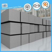 High density graphite block for hydrogen fuel cell