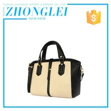 Custom Tag Satchel Woman Handbags Imported China