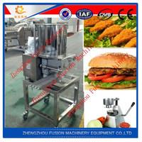 Stainless steel frozen beef patties make machine/Automatic patty machine/Manual patty machine