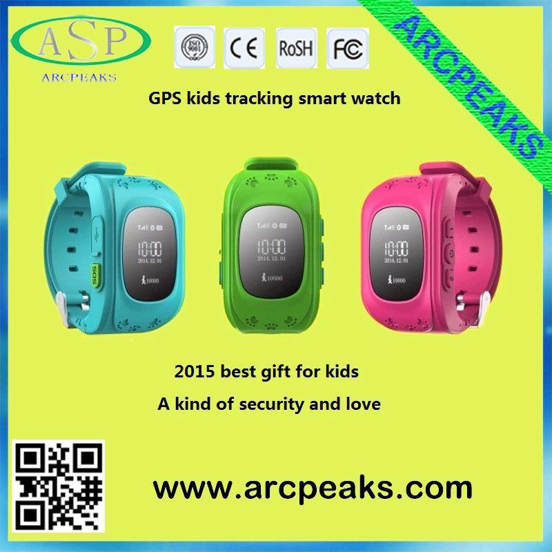 gps kids watch
