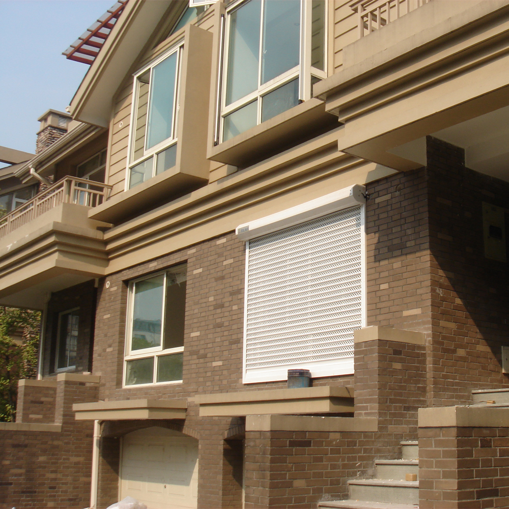 Wood Exterior Shutters Rollup Garage Doors Roll Down Hurricane Shutters Buy Wood Exterior