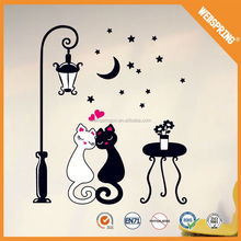 Wholesale popular removable fashion wall stickers home decor