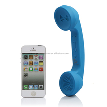 Christmas New design bluetooth wireless handset with volume control keys