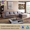 2015 modern new sofa design fabric sofa