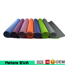 Melors Fashion updated washable pvc fun yoga mat for exercise/yoga mat pvc supplier in china
