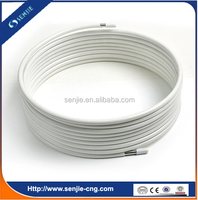 6m high pressure fuel injection pipe for cng system