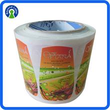 Custom Labels, Waterproof Printed Decal Logo Vinyl Stickers Cosmetics Adhesive Label Customized Product Print cosmetics Adhesive