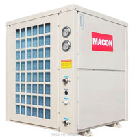 Macon gas energy efficient water heaters for integral heating system with boilers