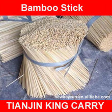 1.3mm AAA Grade Round Bamboo Sticks For Incense