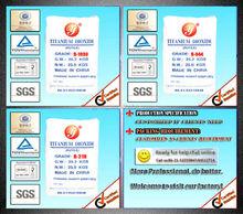 Cina biossido di titanio rutilo r1930( cloruro di processo) manufacturer|titanium biossido rutilo msds