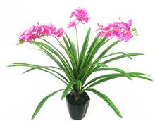 artificial purple orchids price