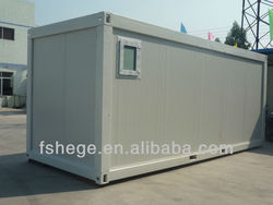 easy transported container site office