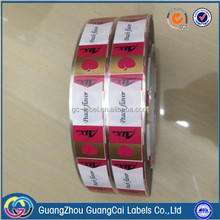 guangzhou 10ml vial labels