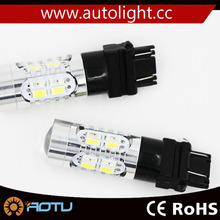 2015 new LED DRL Day Daytime Running Light Bulbs 54 SMD 3156 3157 3757 4114 4157