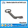 promotional hockey souvenir keyring hockey stick shape metal keyring