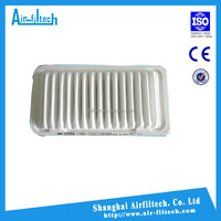 Manufactured non woven car air filter intake pipe