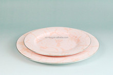 2015 new products porcelain decorative plates, porcelain switch plate, antique porcelain plates