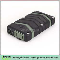 Outdoor Rugged Waterproof (IP67 Level) Power Bank for Mobile Phone