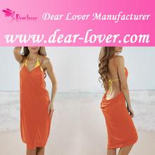 Nouveau Design filles plage Cover vêtements fabriqués en turquie