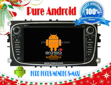 Android 4.1 car navigation for Ford FOCUS/MONDEO, ,RDS Telephone book,AUX IN,GPS,3G,Built-in WIFI Dongle