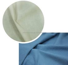 2015 Hot sell anti-static 100% linen fabric