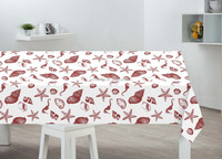 Non-toxic cheap peva tablecloth with pp backing /printed plastic tablecloth in roll