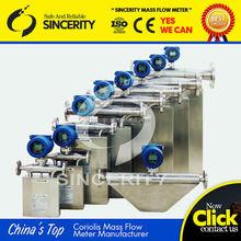 DMF-Series Coriolis Mass Flow Meter Liquid Flow Meter