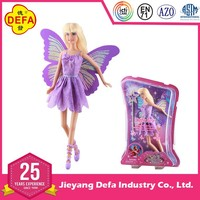 cheap hot sale Butterfly flying fairy angel toy dolls
