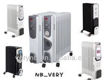 Hot sale Oil heater/Oil filled heater/Oil filled radiator heater